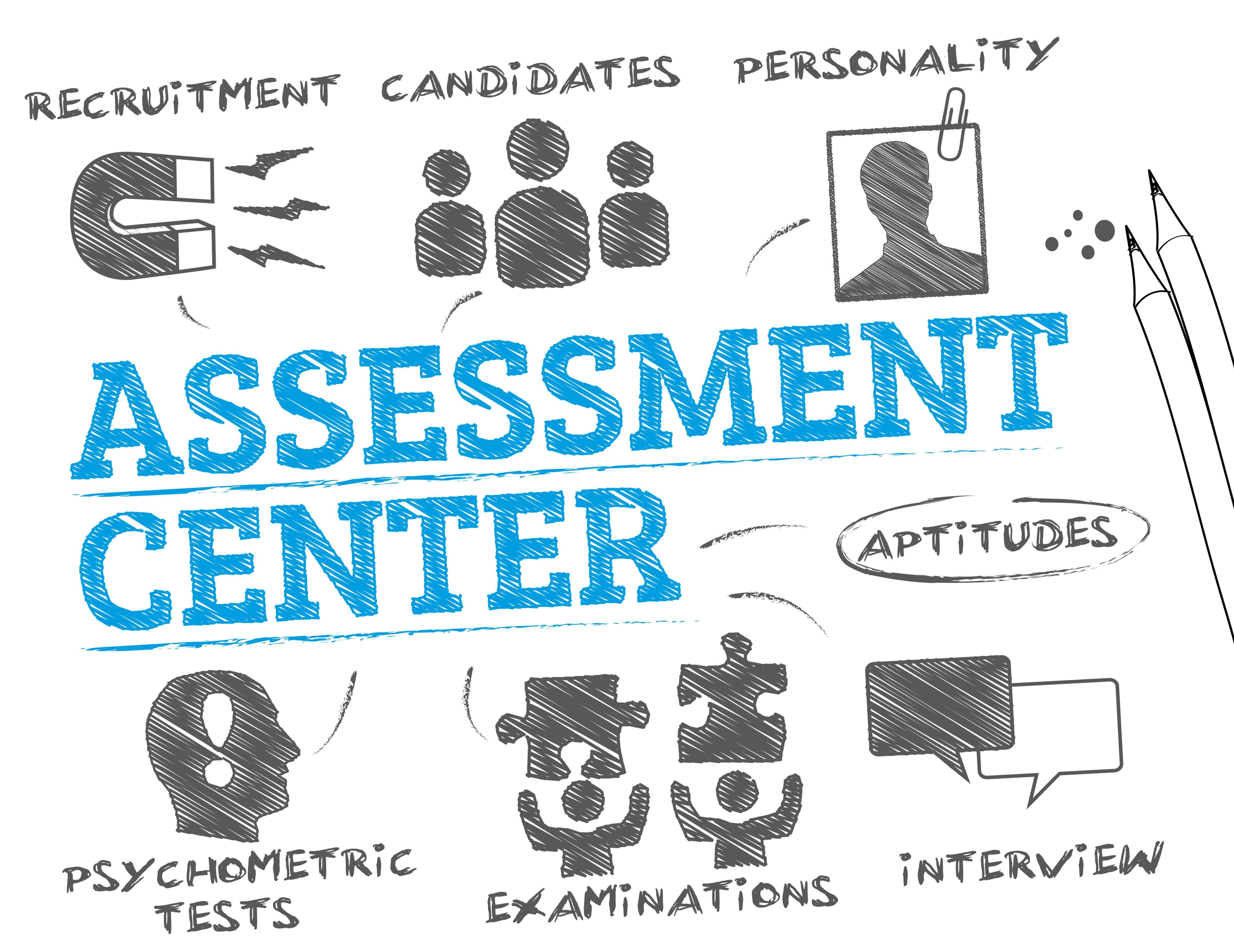 Assessment-Center-weg